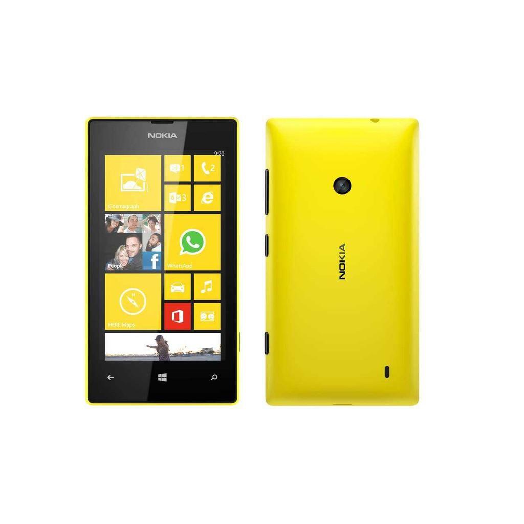 Nokia Lumia 520 5mp Camera 8 Gb 4 3g Windows Phone Original Recuperado Shopee Brasil