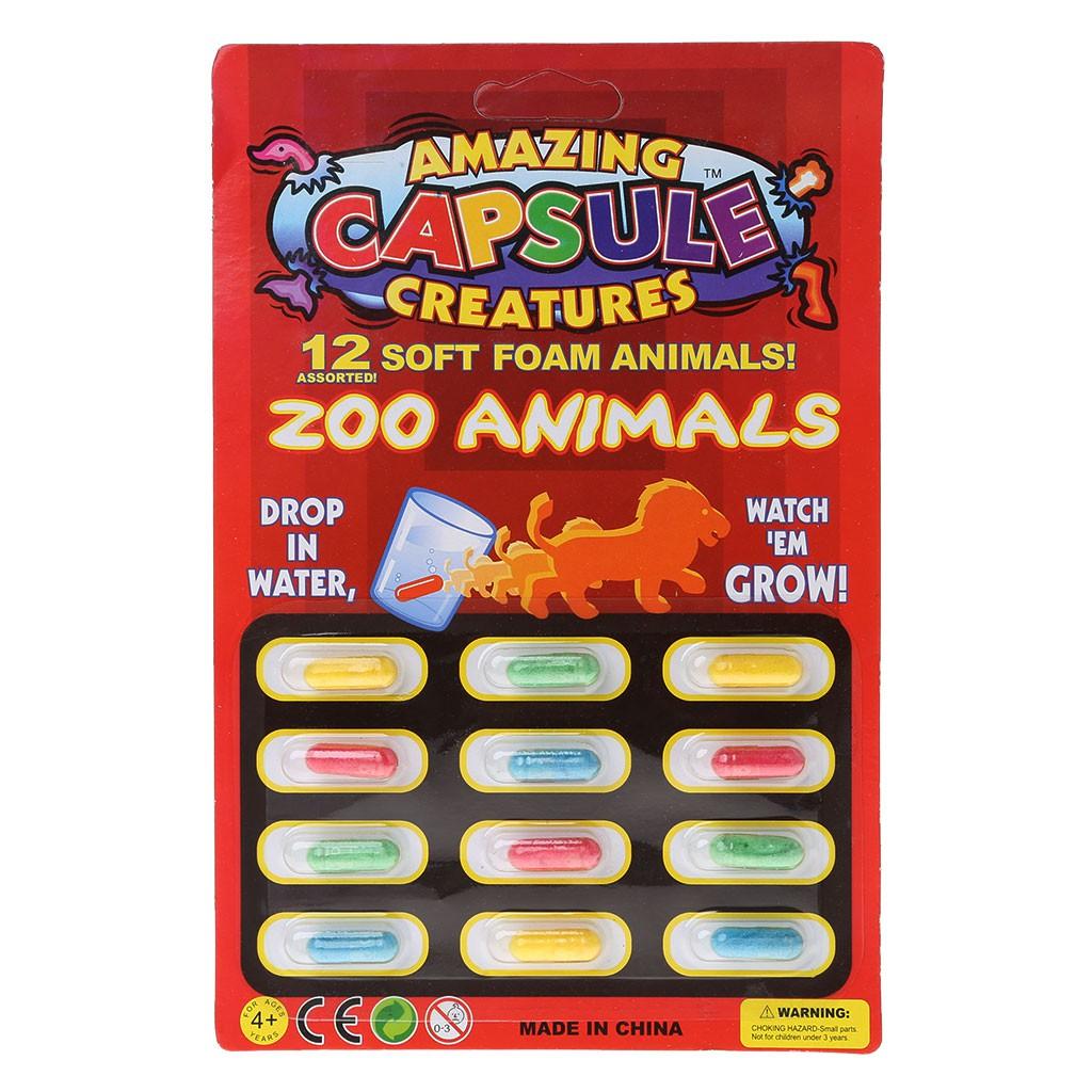 Magic crescer cápsulas Bebê brinquedos cognição Brinquedo Educacional A1Z0