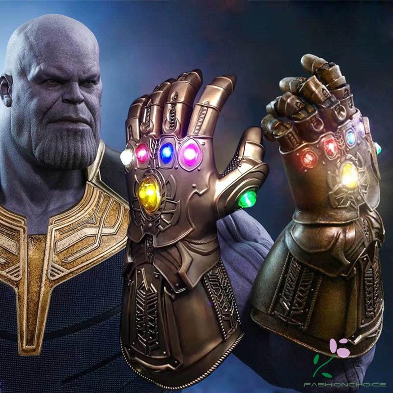 Iron Man Tony Stark Gloves Avengers Endgame Infinity Gauntlet Cosplay Props Gift