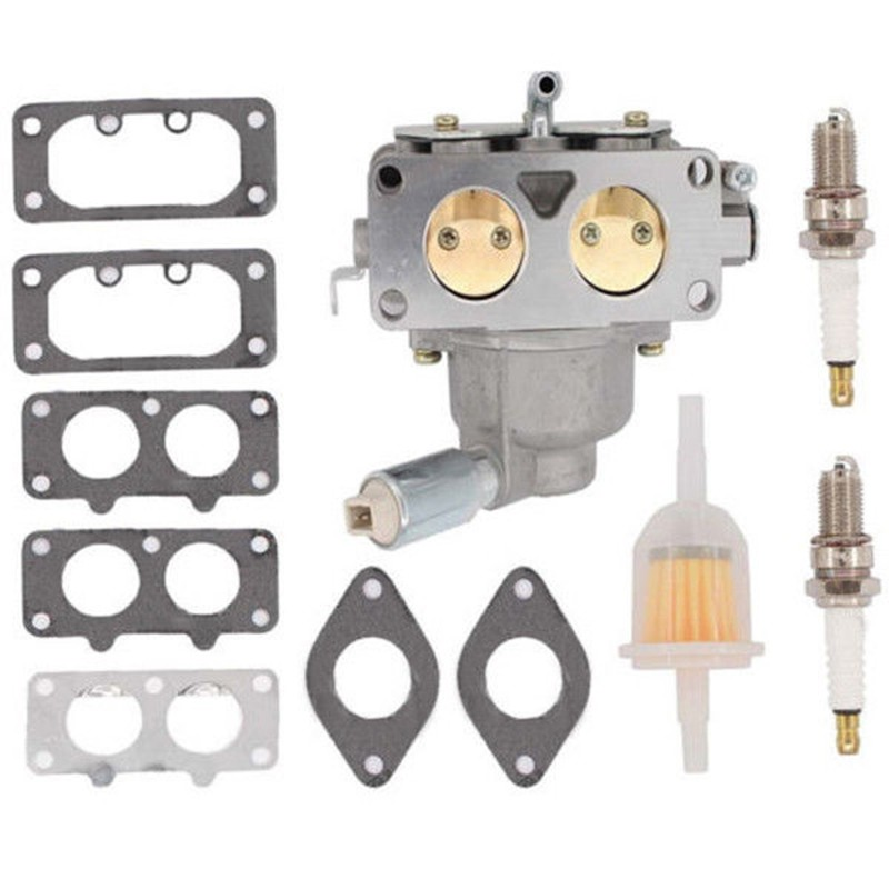Carburetor Kit For Briggs/&Stratton 20HP 21HP 23HP 24HP 25HP intek V-Twin Engine