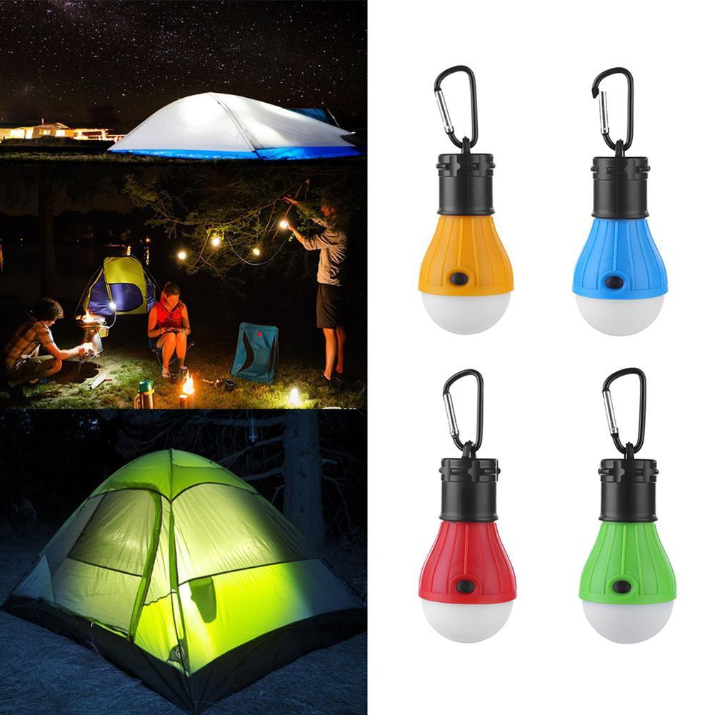 150 Lúmens Led Luzes pendurado Tenda Lâmpadas Led Camping Compacta bateria incluída