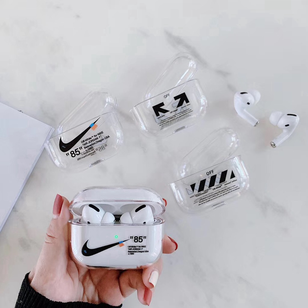 airpods pro case nike off white
