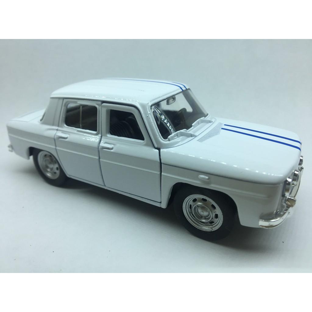 Miniatura Renault Gordini R8 1960 Shopee Brasil