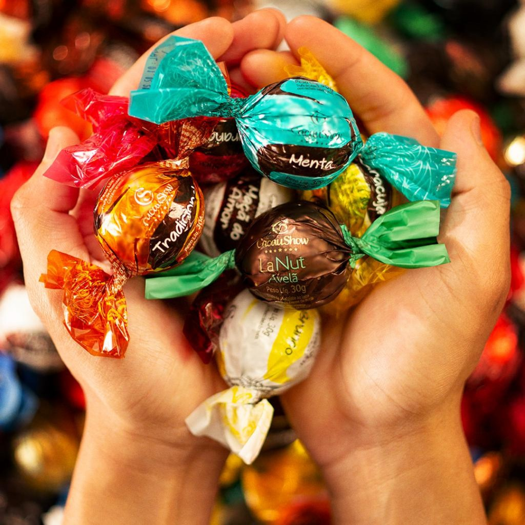 Trufa Cacau Show 30g Clássica Chocolate - Promoção | Shopee Brasil