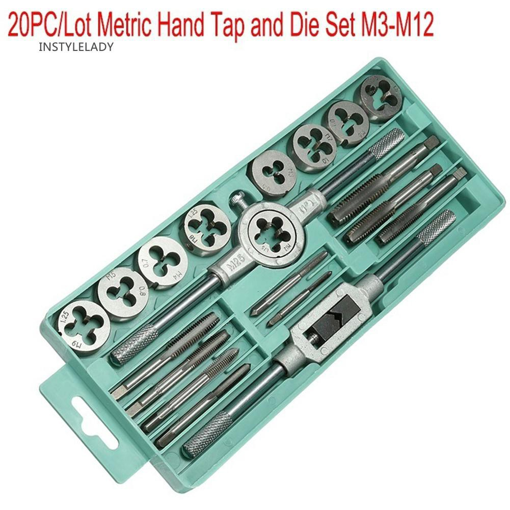 M12 x 1.0 Metric Taper and Plug Taps