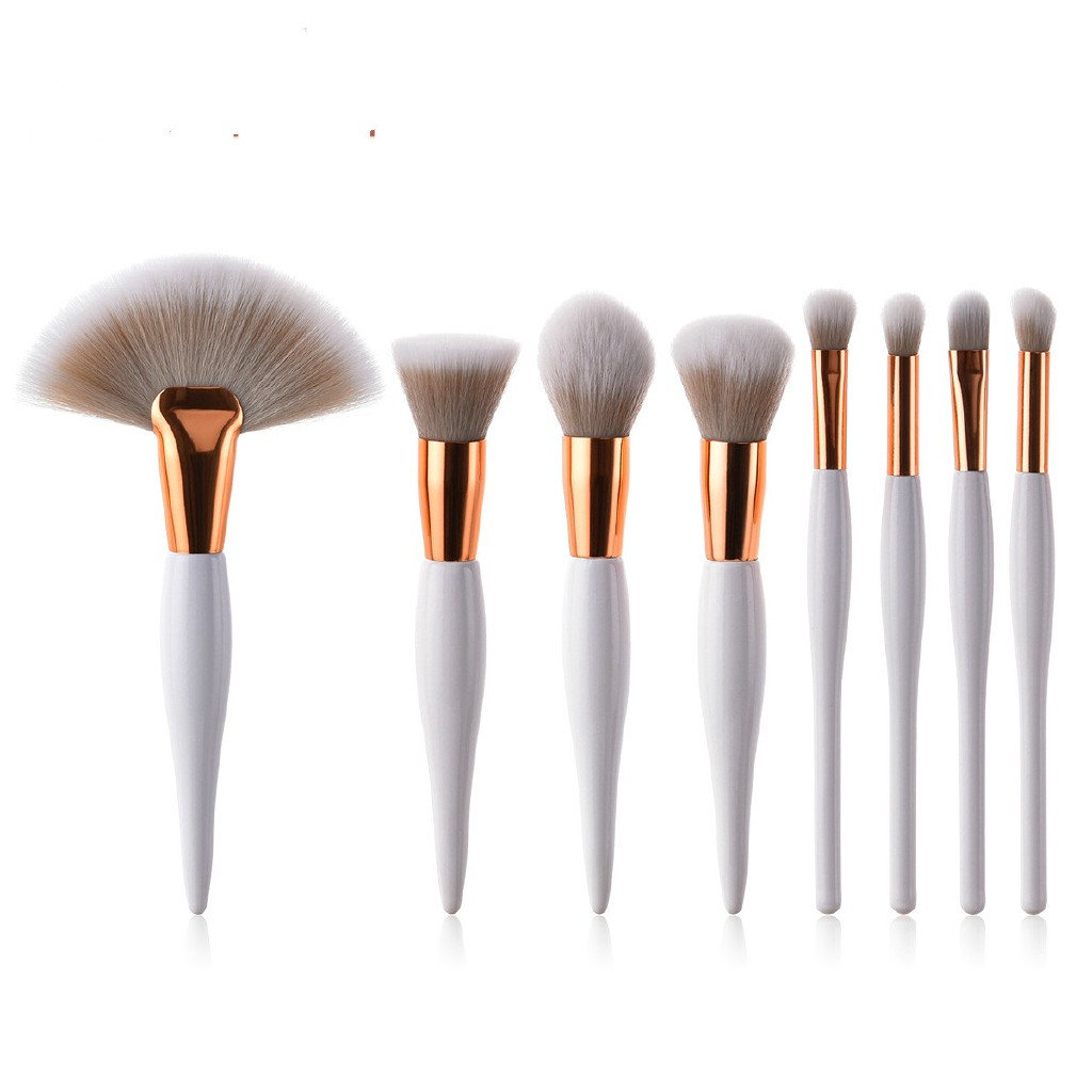 Makeup Brush Set High Quality Makeup Brush For Eyelash Lip Eyes Powder Foundation Blush Brushes Cosmetic Make Up Tools Shopee Brasil