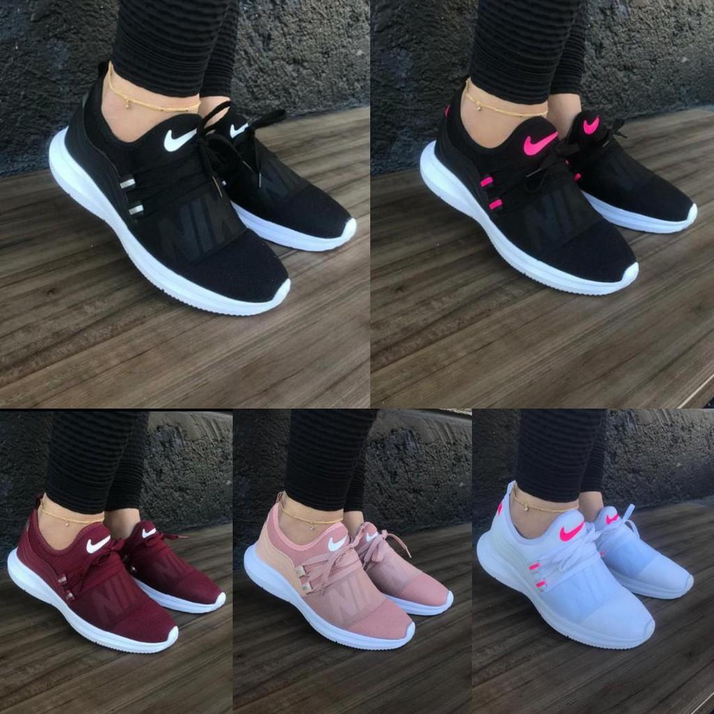 Tênis Feminino Nike Esportivo, Casual | Macio Confortável E Perfeito!