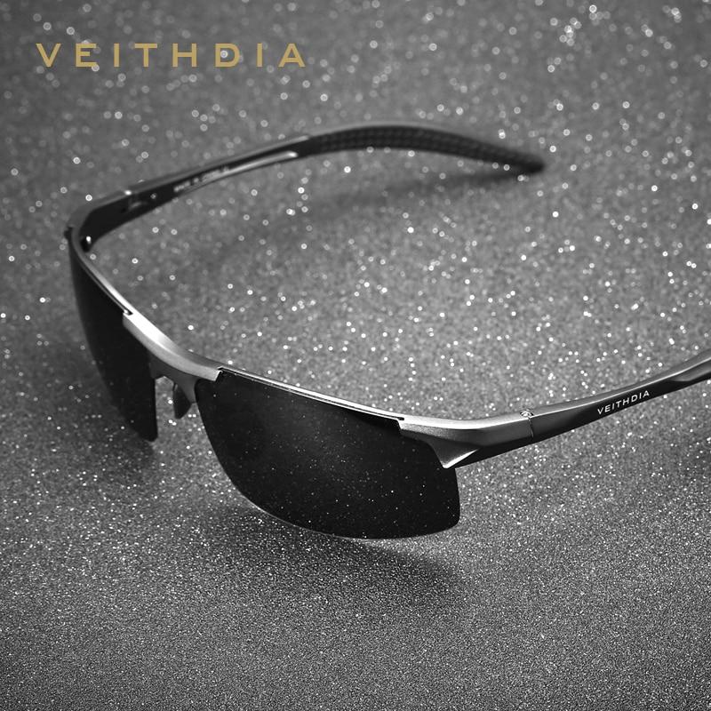 VEITHDIA Polarized Brand Sunglasses Men/'s Outdoor Sports Eyewear UV400 Glasses