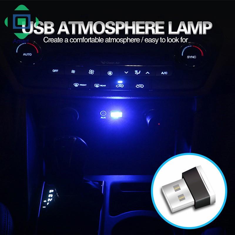 Mini portatile LED luminoso USB Night Light Lamp Gadgets per PC Laptop Reading C