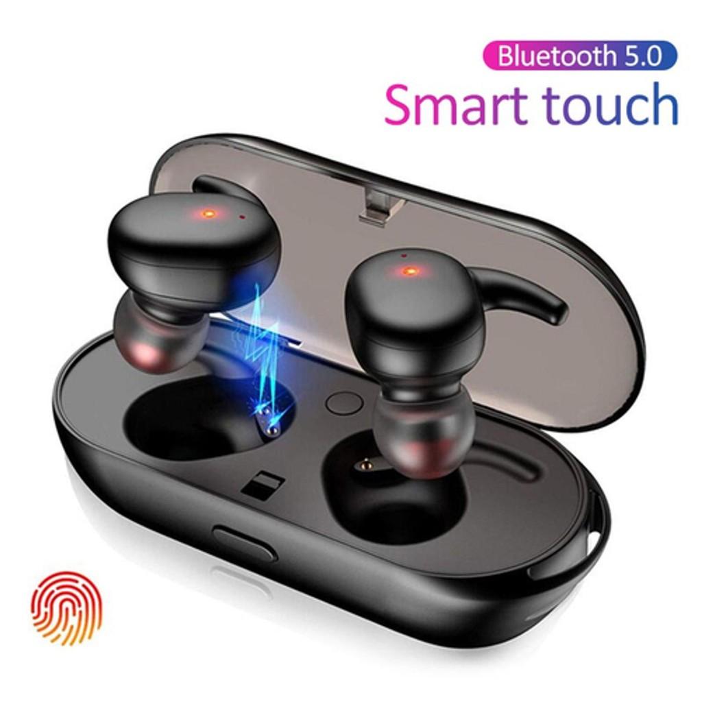Fone De Ouvido Bluetooth Tws Y30 Sem Fio / Bluetooth 5.0 | Shopee Brasil