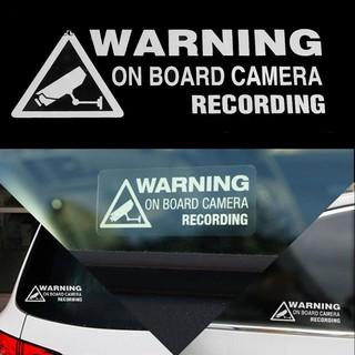 Blue Triangle Type   Design Car Auto Reflective Sticker Decorative