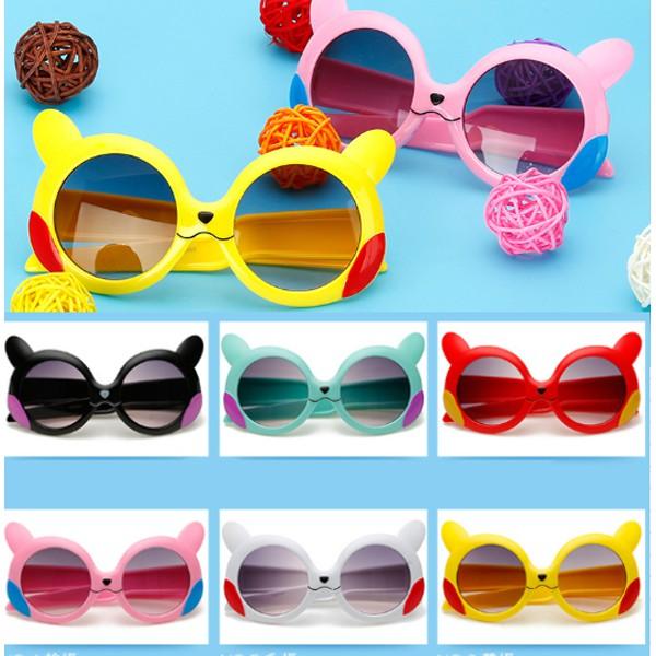 3 12y Novas Criancas Unisex Dos Desenhos Animados Oculos De Sol Moda Casual Todos Os Jogo Orelhas Decorativos Oculos De Sol Shopee Brasil
