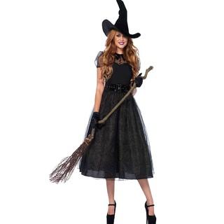 Bigood halloween bruxa freira rainha traje cosplay ...