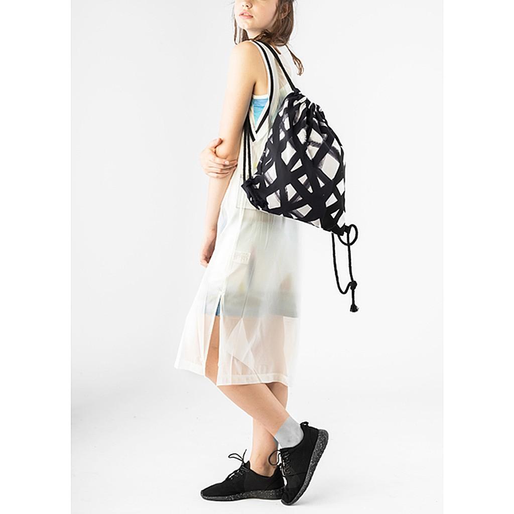 Drawstring Backpack School Gym Sports Bag Yoga Dog Pouch Girls Boys Cinch Sack