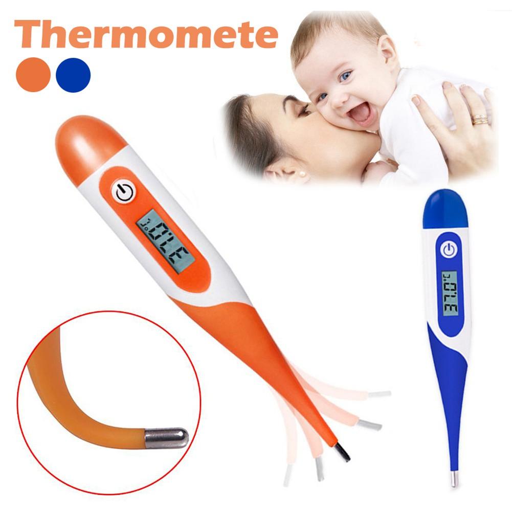 Termometro Lcd A Prova D Agua Adulto Criancas Bebe Termometro Eletronico Boca Axilas Medicao De Temperatura Corporal Shopee Brasil Veja mais ideias sobre termometria, termometro digital, termômetro infravermelho. shopee