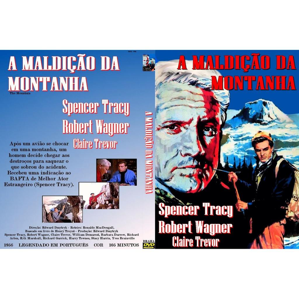 A MALDIÇÃO DA MONTANHA 1956 - DVD DUBLADO- 1080P | Shopee Brasil