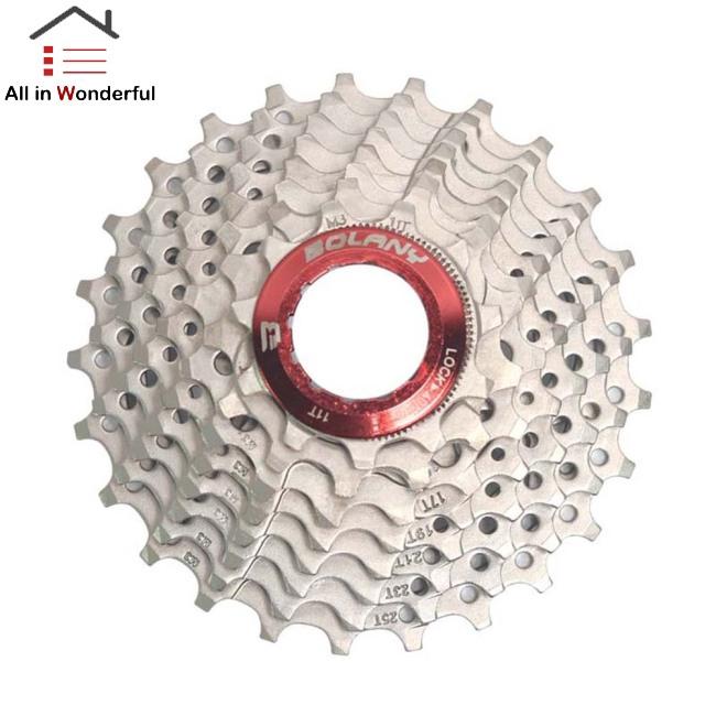 11-40T 9S Bike Freewheel Cassette Bicycle Flywheel Cassette Compatible Shimano