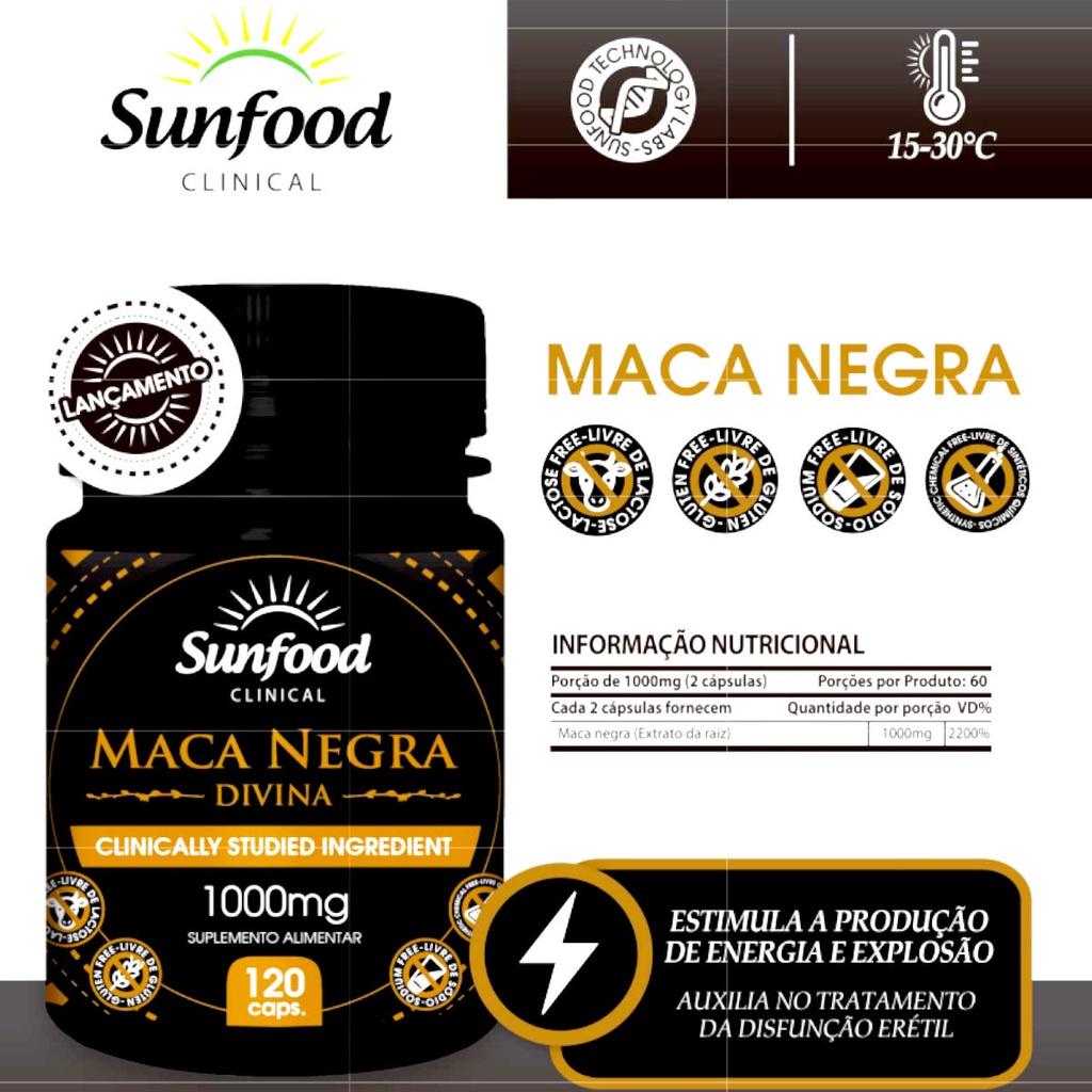 quais os benefícios da maca peruana negra