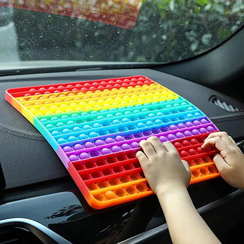 Pop It Fidget Toys Big Aumento Do Raciocínio Lógico, Capacidade De Planejamento! Shopee Brasil
