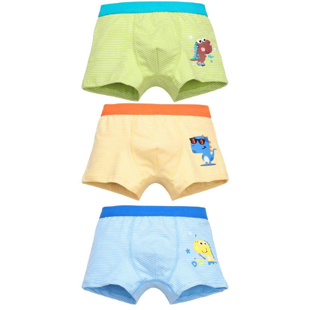 Boys Underwear Briefs 3-10 Years 6 Pack Boys Boxer Trunk Boxers Underwear Flyish Boys Boxer Shorts