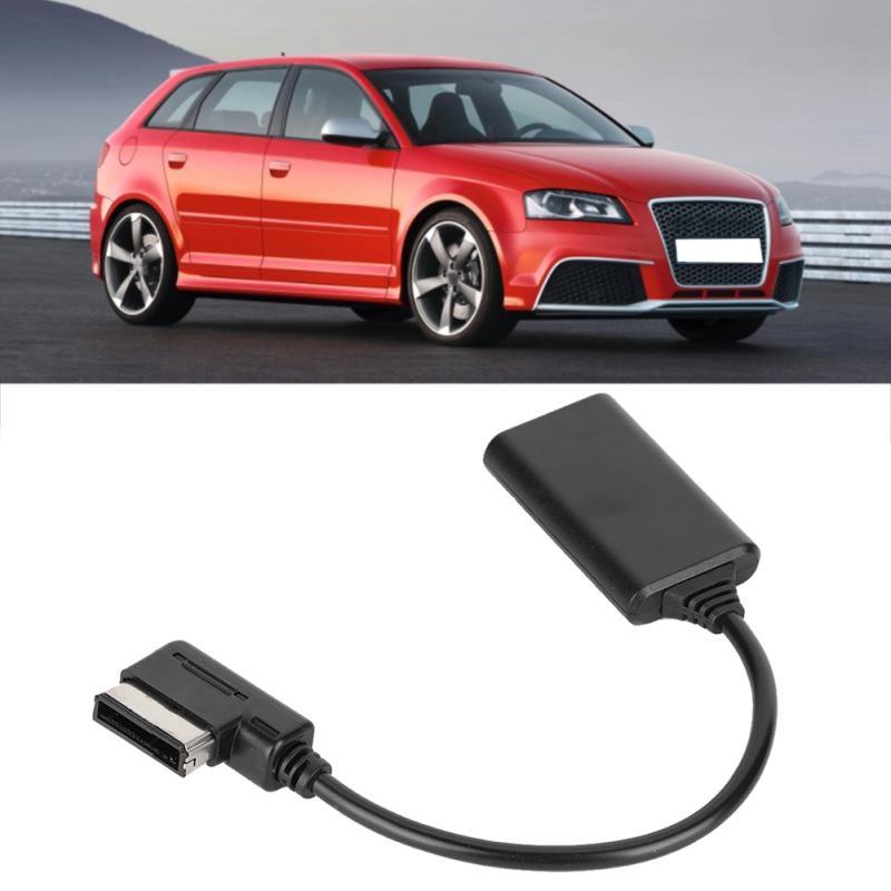 Adaptateur micro USB convient pour AUDI avec MDI MMI AMI Volant Contrôle 2 G 3 G