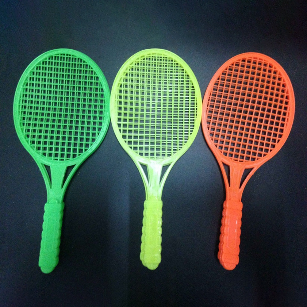 Pai-filho de esportes ao ar livre Badminton Raquete de Tênis Conjunto de Brinquedos Educativos
