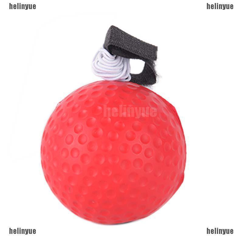 1PC Fighting Boxing Reflex Ball For Reflex Speed Training Boxing Punch Ball /_ch