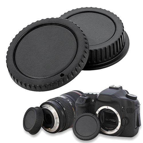 NEW GENUINE ORIGINAL NIKON BRAND CAMERA BODY CAP DUST PROTECTION CAP
