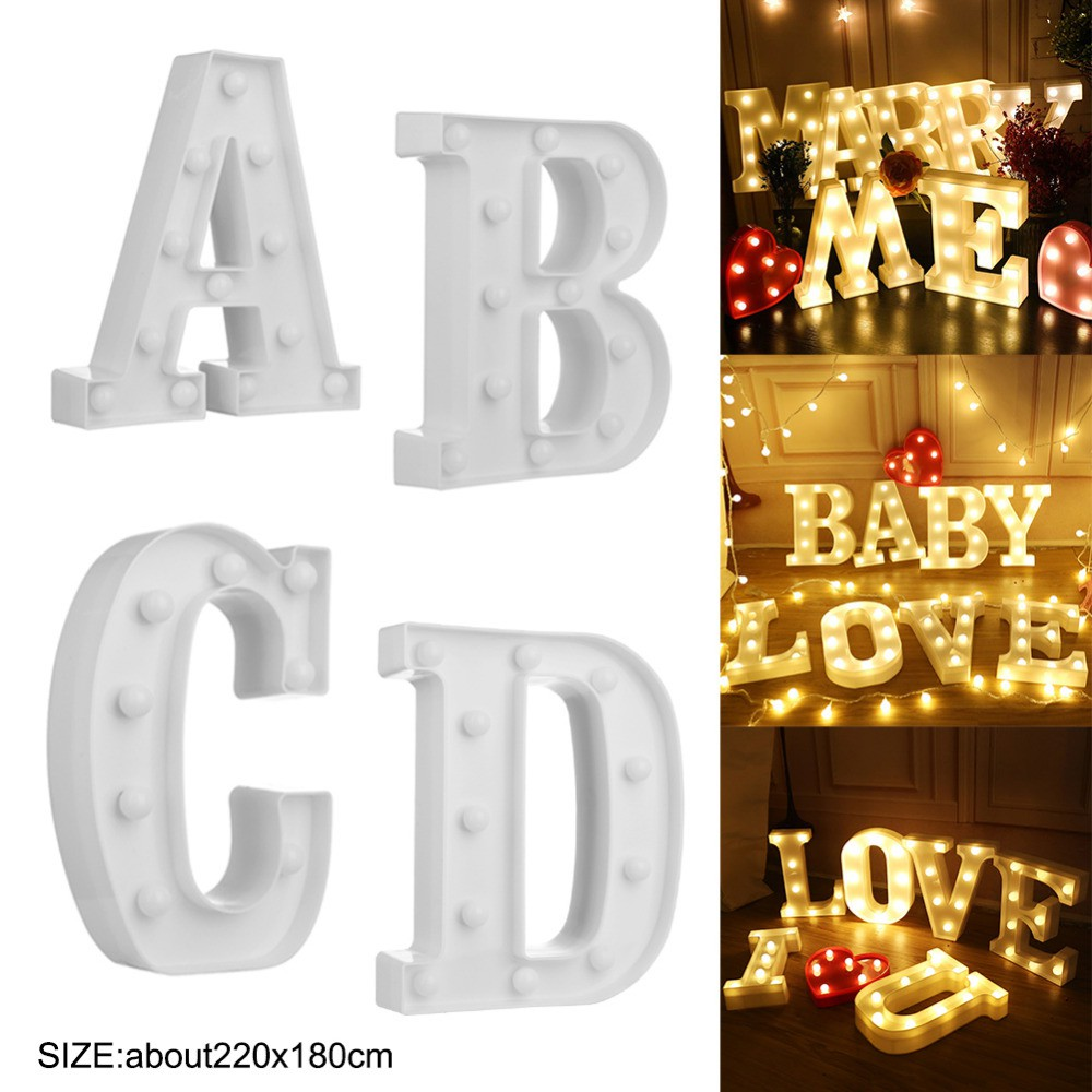 lettere lettera adesivo 3D Letters Type-2 26 mm P