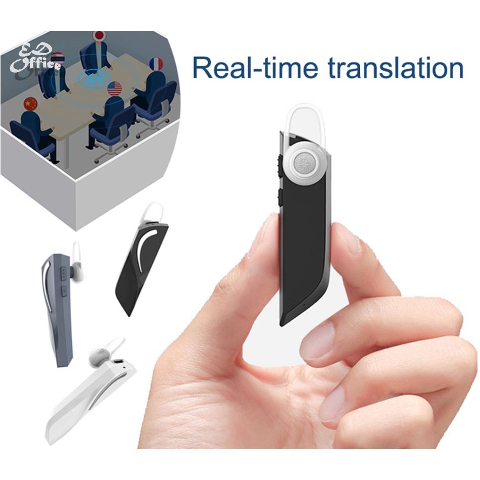 Gun Color Bluetooth Smart Voice Translator 28 Languages Instant ...