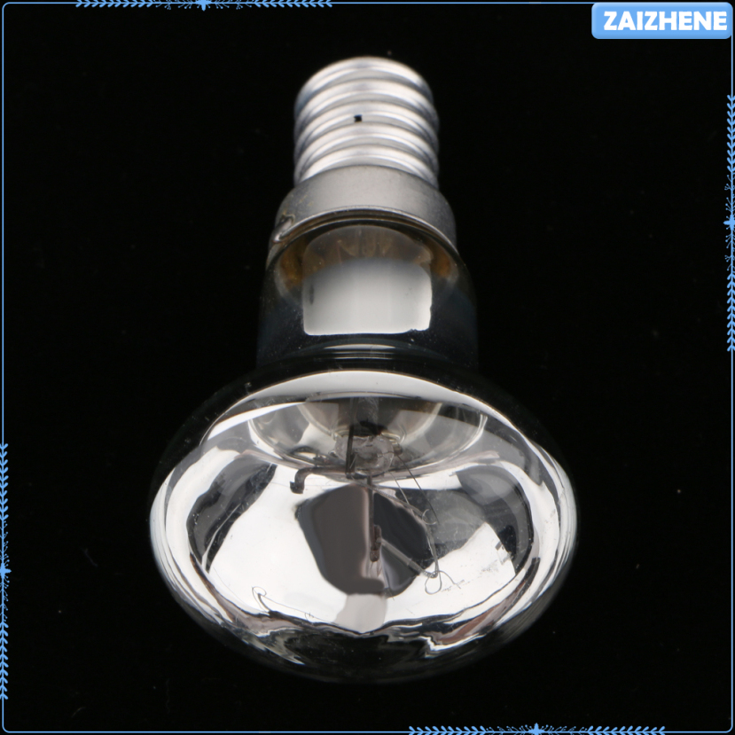 2Piece R39 30W SES E14 Holder  Lamp Reflector Spot Light Bulb Warm White