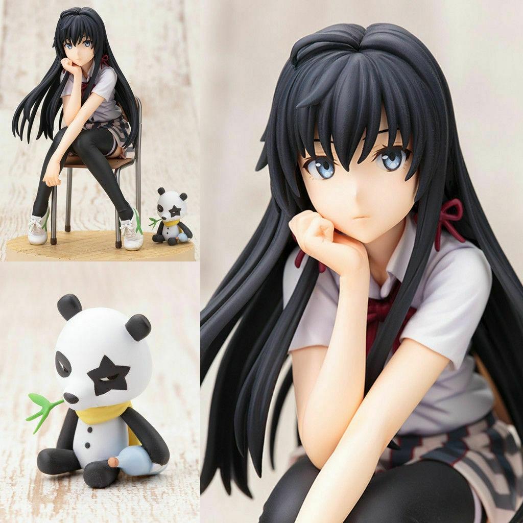 My Teen Romantic Comedy SNAFU Yukinoshita Yukino 1//8 PVC Figure New In Box