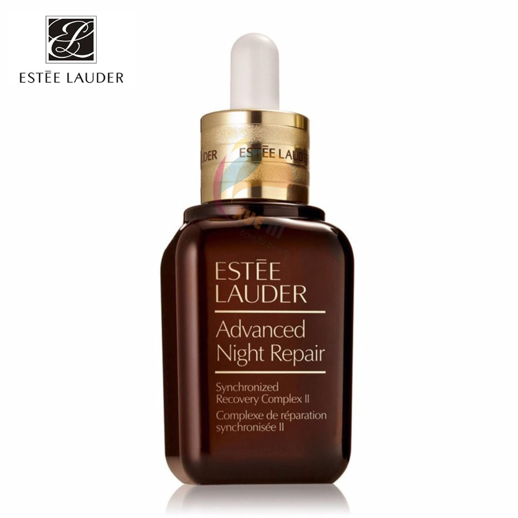 Estee Oficial Genuine Lauder Advanced Reparacao De Noite Complex Ii 50ml Shopee Brasil
